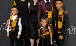 Lupita Nyongo, David Oyelowo and Family Stun At The Premier Of Queen of Katwe