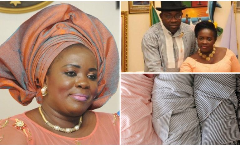 Bayelsa State First Lady, Dr. Rachael Dickson Gives Birth To A Set Of Quadruplets