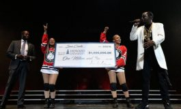 Sean Combs (P Diddy) Donates $1 Million to Howard University for Students Who can't pay off their financial aid