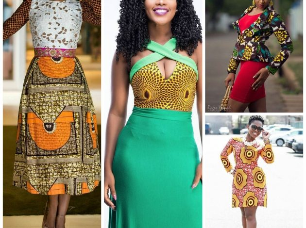 21 Ankara Styles That Trended in 2016
