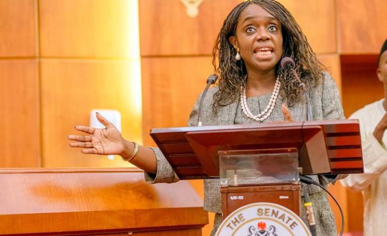 Finance Minister, Kemi Adeosun's Speech On The Current Economic Challenges And The Way Forward