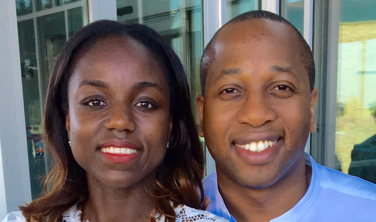 This Nigerian Couple's Wedding Was Announced In New York Times