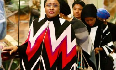 "Aisha Buhari to Speak on ""Women's Role in Global Security"" at African Women's Forum in Belgium (Photos)"