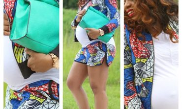 Have You Seen These Ankara Maternity Styles?