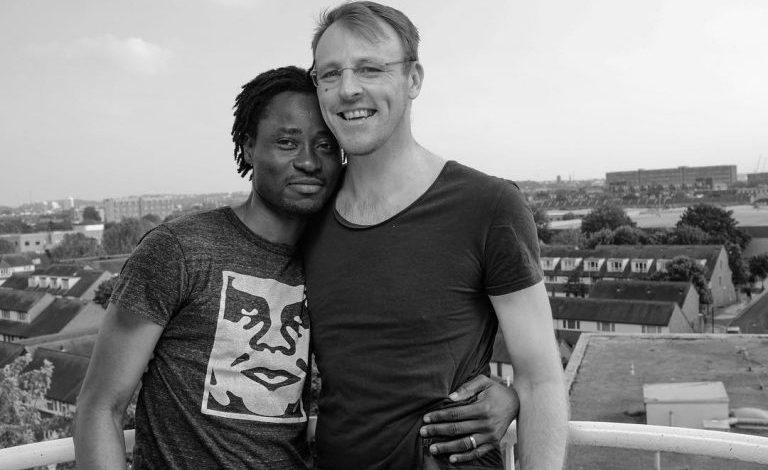 20 Photos of Bisi Alimi And His Partner Anthony Davies