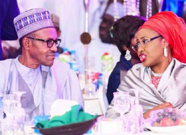 """Aisha Buhari Says She Will Not Support Her Husband in 2019 """"If things continue the way they are"""" 