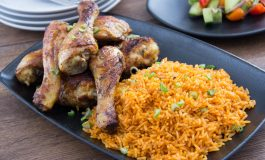 These Photos Shows Jollof Rice And Jerk Chicken As Unmissable Combo