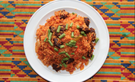 Where Does Jollof Rice Originate From?
