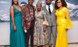 "Angelique Kidjo And Others In London For The Premiere of Kunle Afolayan's ""The CEO"""