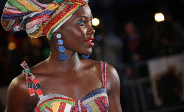 Lupita Nyong'o Looks Stunning in Turbans and Head wraps