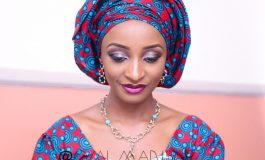 Northern Nigerian Actress, Rahama Sadau Banned From Acting Because She 'Hugged And Cuddled' In A Music Video
