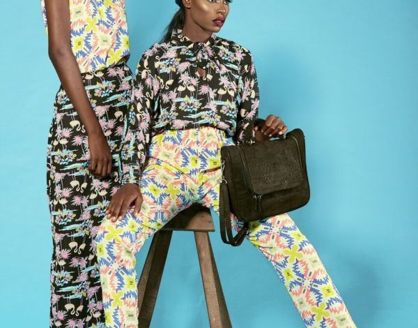 """Fashion Label Rooos Pieces Debuts With """"Nwakego"""" Collection Lookbook"""