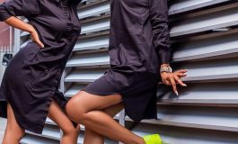 Nigerian Designer, Yomi Makun Unveils His First Ever Unisex Shirt Collection