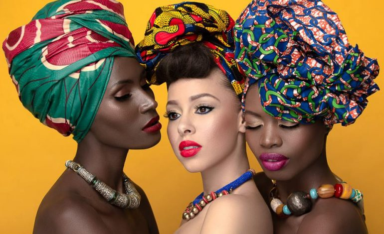 21 Beautiful Ankara Head Wrap Styles