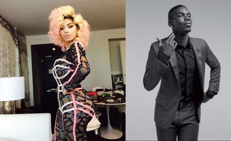 Nigerian Singer Dencia And Paul Pogba Accused of Disturbing Hotel Neighbours With S*x Moans'