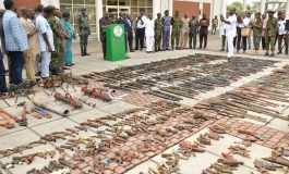 22,430 Cultists Surrender Their Arms And Embrace Amnesty in Rivers State, Nigeria