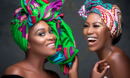 Genevieve Beauty Awards Host, Vimbai Mutinhiri's Celebrates African Beauty With Ruby Gyang