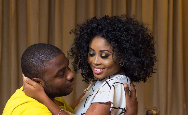 Child Star and Gospel Singer Benita Okojie Set to Marry! Released Pre-Wedding Photos