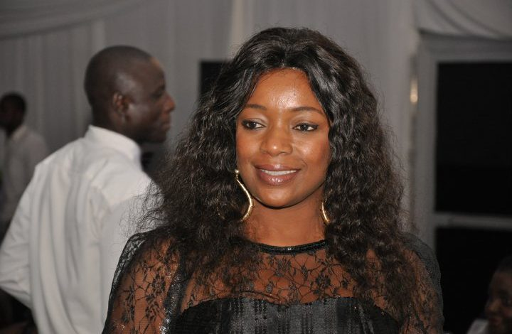 "Nollywood Beauty, Bimbo Akintola Wins ""Best Actress of The Year"""