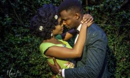 Nigerian Comedian and AOP, 'Emma OhMaGod' Set to Marry! Released Beautiful Pre-wedding Photos
