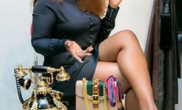 Nollywood Actress Empress Njamah Celebrates Her Birthday With New Photos