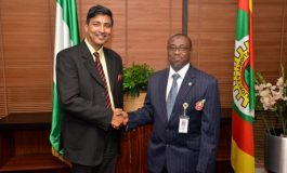 Nigeria Partners India to Promote Medical Tourism‎