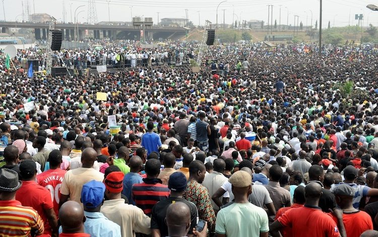 According to NPC, Nigeria's Population is Now 182 Million