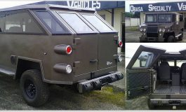 See Photos Of 'Made in Nigeria' Security Vehicles Reportedly Made By Two Brothers