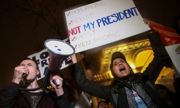 Multiple Protests Across U.S Cities Following Trump's Presidential Election Victory