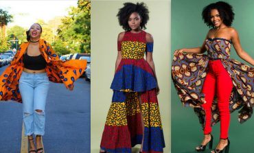 Latest Ankara Styles For Fashionable Women 2017