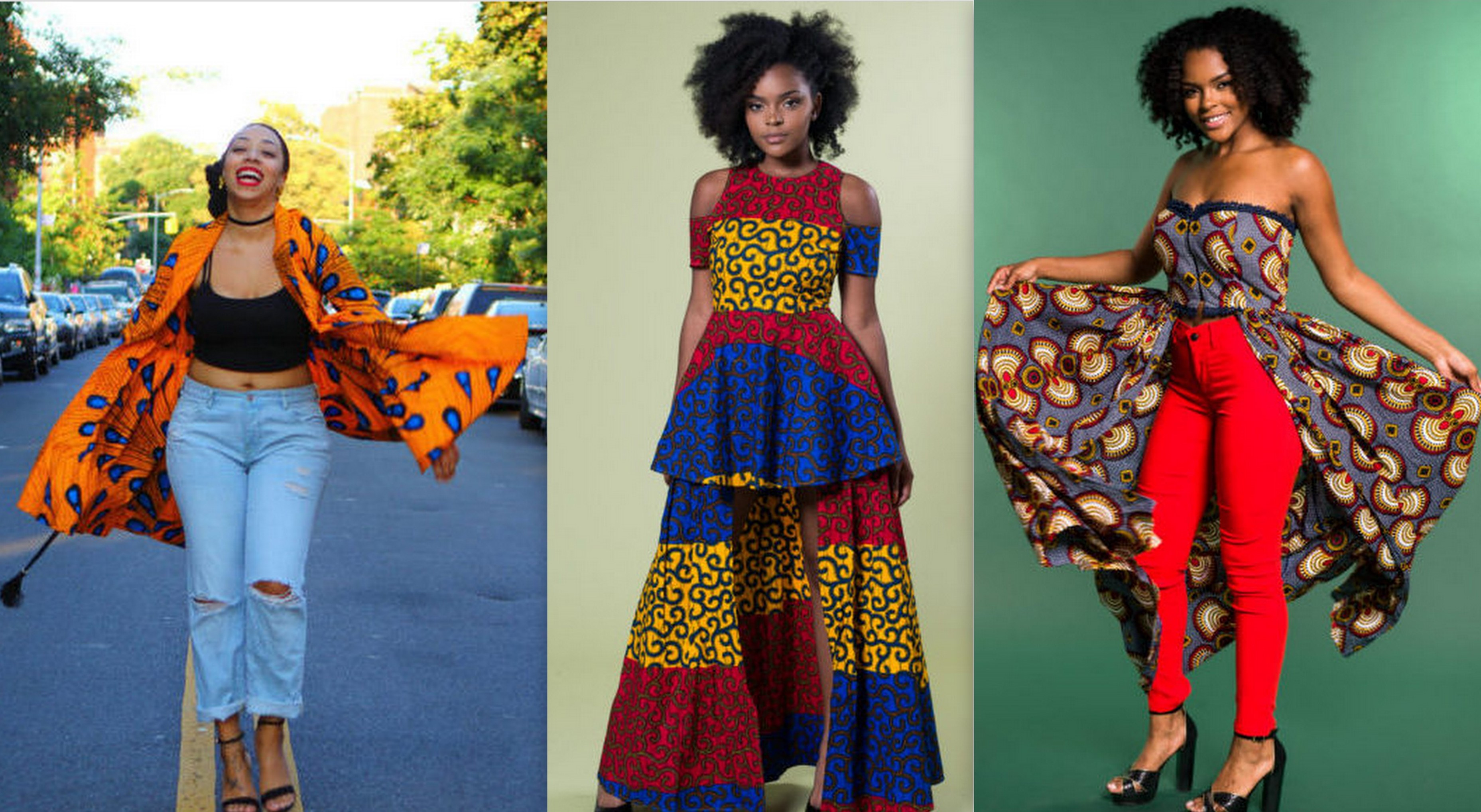 these ankara styles from to designers will be trending in