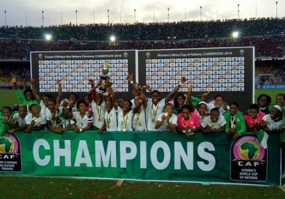 Nigeria's Super Falcons Are African Champions For The 8th Time