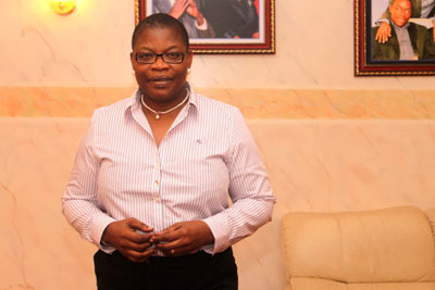 "A woman can do multiple tasks in Life…. Stop those artificial dichotomies"" – Oby Ezekwesili"