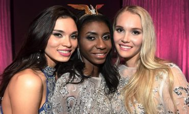 19 year-old Nigerian, Sephora Iklaba Won Miss Helsinki 2017