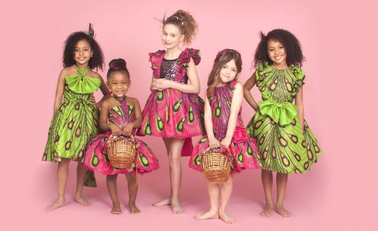 Adorable Ankara Style Inspiration For Kids