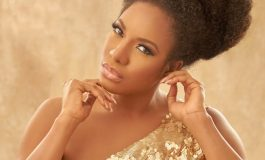 Chika Ike Looks Amazingly Beautiful in New PhotoShoot With TY Bello