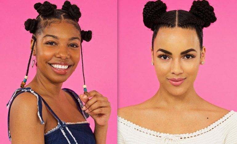 4 Ways to Rock Your Natural Hair With Dope Braids