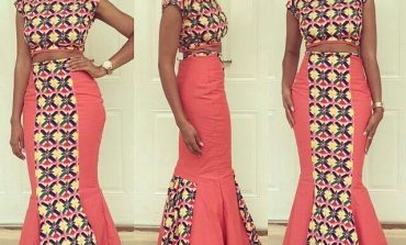 Trending Plain And Pattern Ankara Styles Ideas