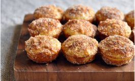 Your Children Will Love This Yummy Sugar Coated Duffin