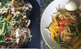 How to Make Spaghetti Stir Fry