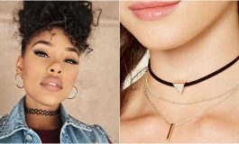 6 Awesome DIY Chokers Necklace You Can Make By Yourself