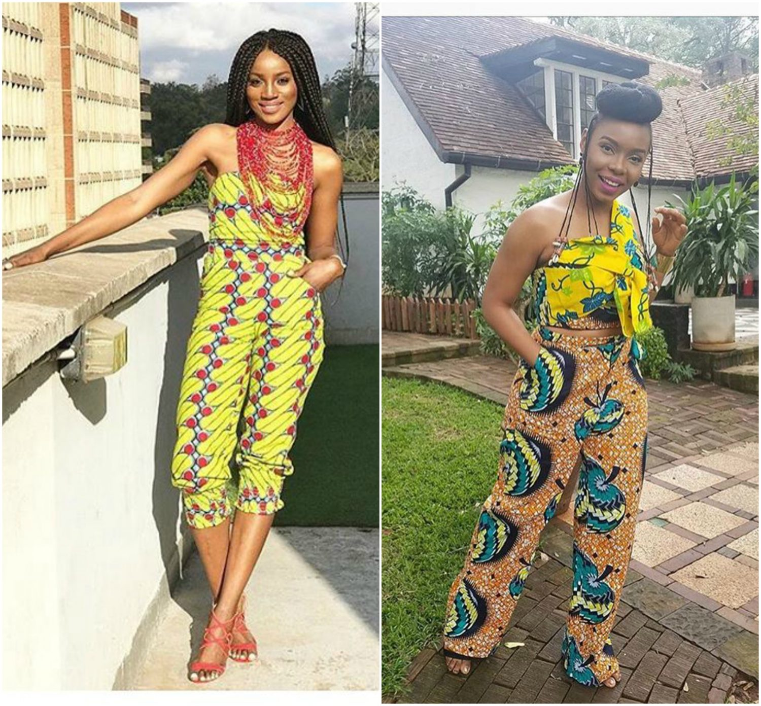 Ankara Styles Trending On Instagram 2017 Beautiful Nigeria