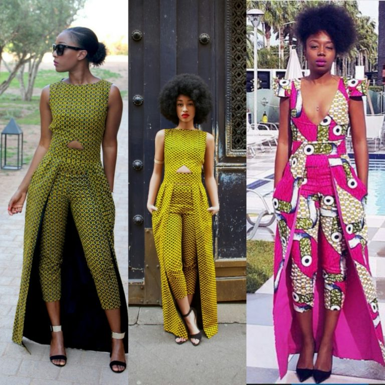 These Ankara Jumpsuit Styles Will Look Good On You Beautiful Nigeria